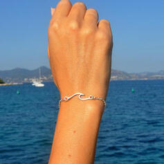 Hottest Wave Alloy Bracelets